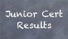 JUNIOR CERTIFICATE RESULTS 2019