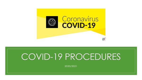Covid-19 Procedures
