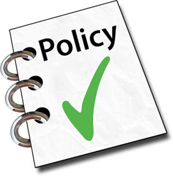 New Policies Adopted by the Board of Management